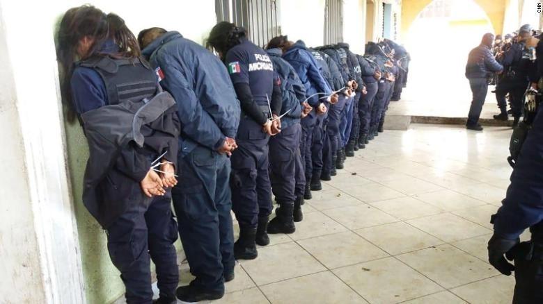 PGJEH detiene a 7 policías de Progreso por muerte de doctora; municipio  cede mando a Guardia Nacional - Aires de Hidalgo